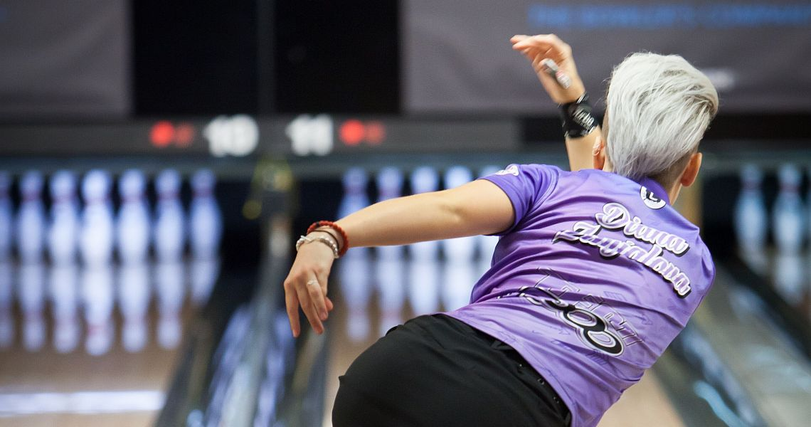 Diana Zavjalova takes the lead in the 2017 women's WBT points list
