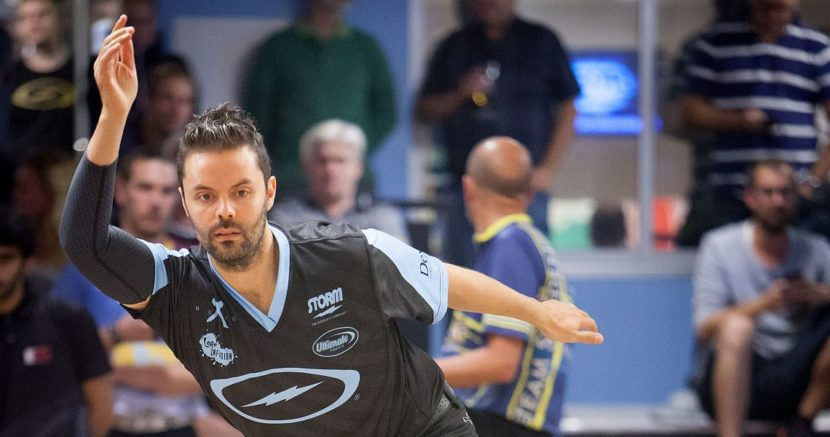 Jason Belmonte shoots into lead in 2017 men's WBT point ranking