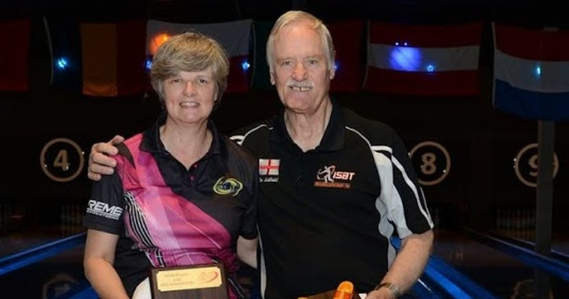 Kimberley Oakley, Ron Oldfield sweep Dutch Senior Open titles