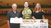 Sean Rash wins 12th career title in PBA XF Gene Carter's Pro Shop Classic