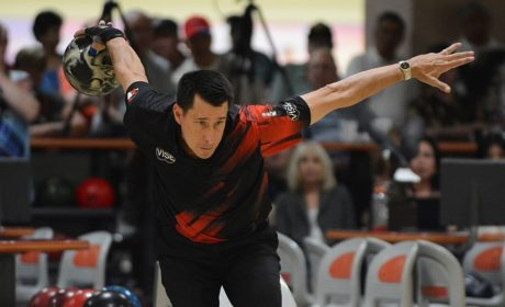 Field set for PBA Xtra Frame Gene Carter's Pro Shop Classic