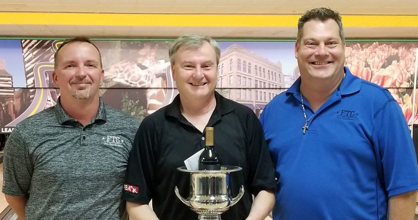 Darryl Bower defeats Dave Axon for first senior national title