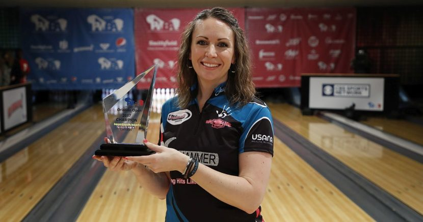 Stefanie Johnson captures PWBA Orlando Open title in her return