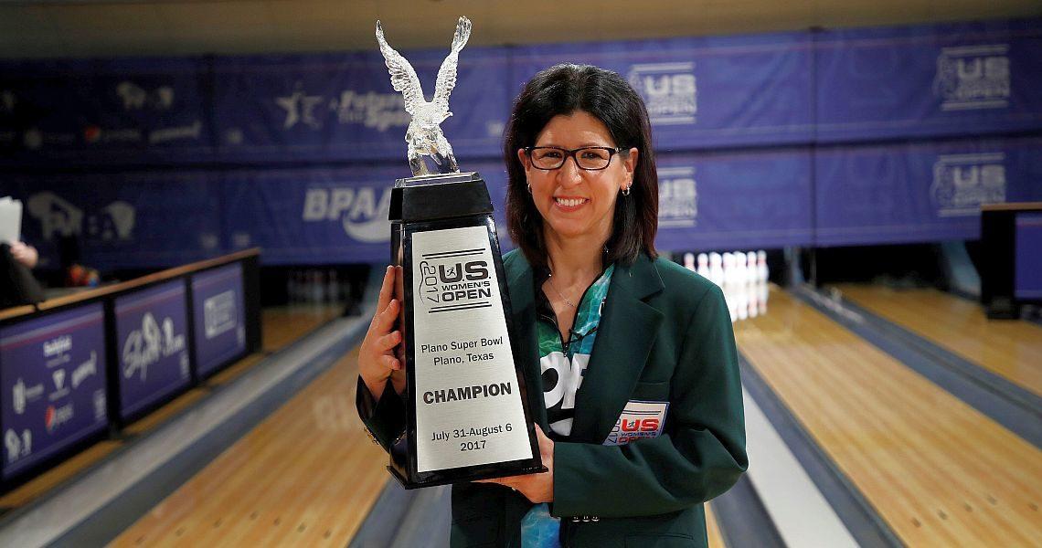 Liz Johnson seeks record-tying fifth consecutive U.S. Women's Open title