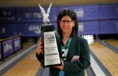 Liz Johnson reigns as August IBMA Bowler of the Month