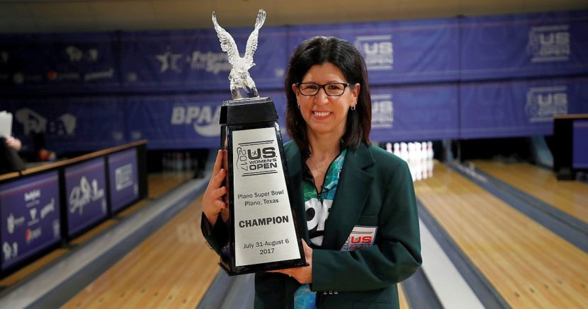 Liz Johnson wins fourth consecutive U.S. Women's Open title