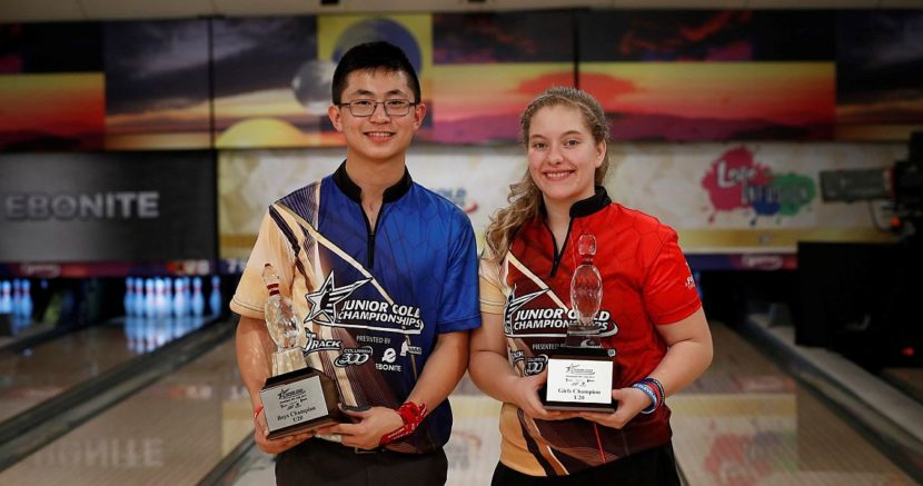 Wesley Low Jr., Allie Leiendecker win U20 titles at 2017 Junior Gold