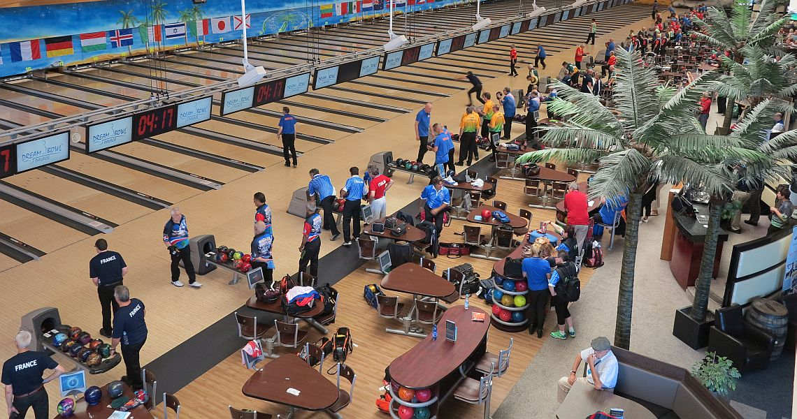 Opening Ceremonies to kick off World Senior Championships 2017
