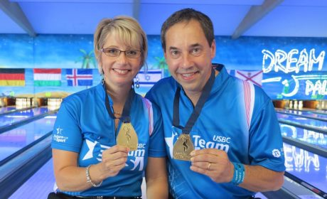 Barnes, Bohn conclude World Senior Championships with victory in Masters