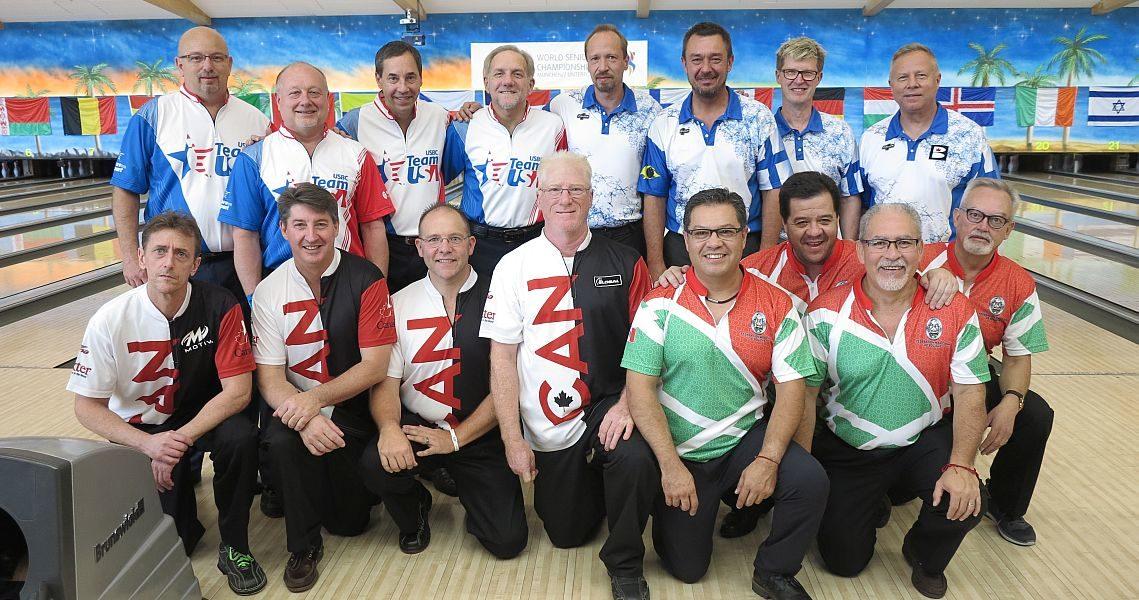 U.S. men earn No. 1 seed for team finals at World Senior Championships