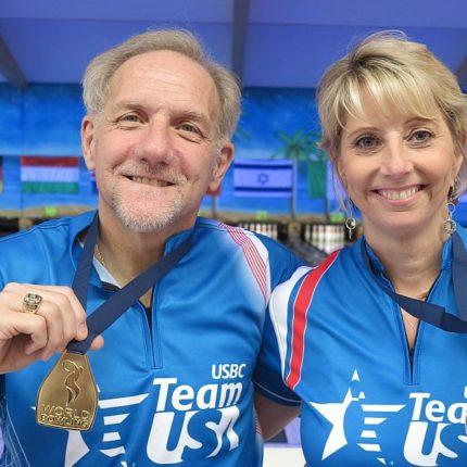 Senior Team USA sweeps gold medals in Singles at World Senior Championships