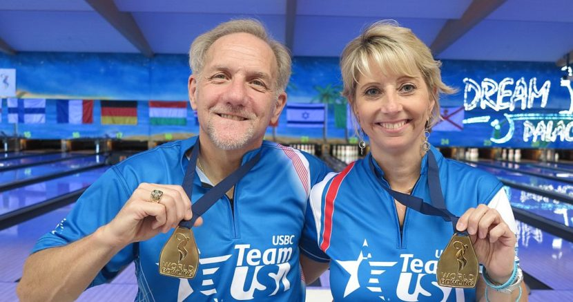 Senior Team USA sweeps gold medals in Singles at World Senior Championships