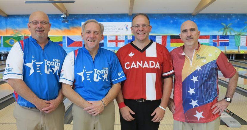 Bohn, Boresch, Mohr and Ciach advance to WSrC Singles finals