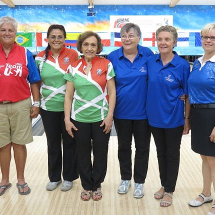 USA's Hulsenberg, Johnson join top 3 of Squad A in Women's Doubles finals