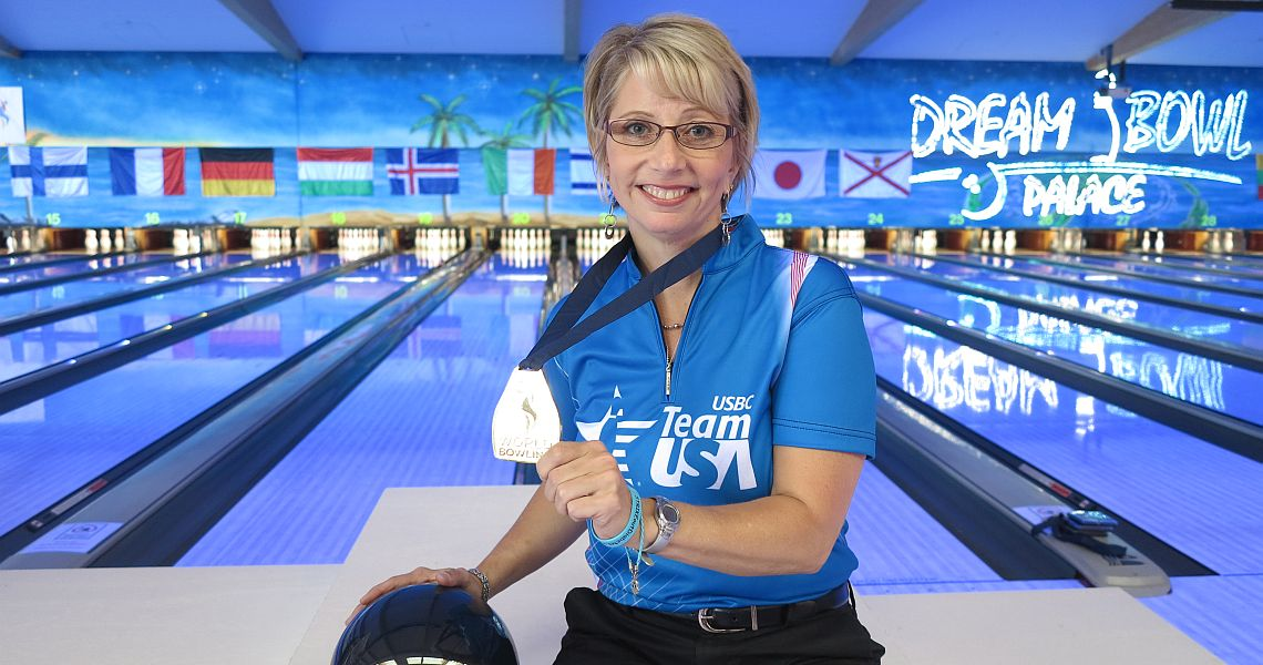 Barnes, Bohn conclude World Senior Championships with victory in ...