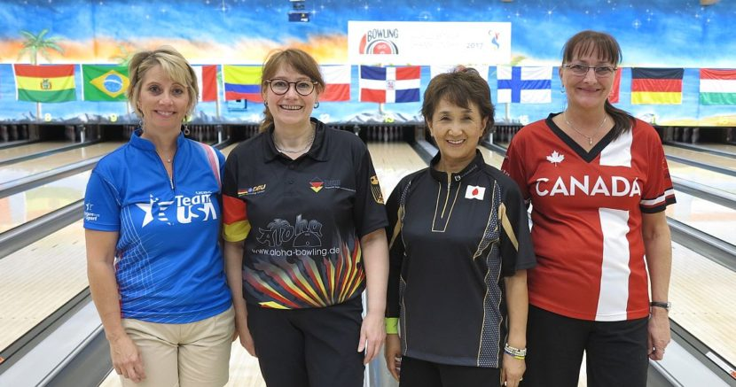 Lynda Barnes leads low-scoring Squad A in WSrC Women's Singles