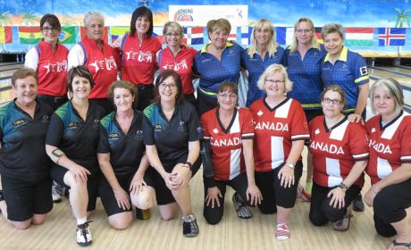 USA women set the pace in Team event at World Senior Championships
