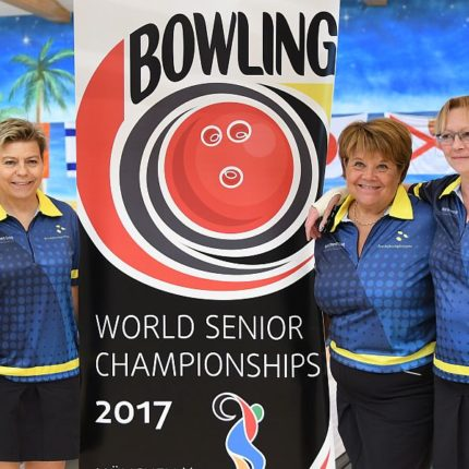 Women's Singles Squad A to conclude first day at World Senior Championships