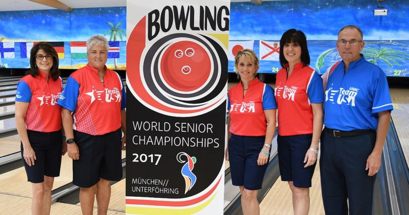 Squad B to conclude Women's Singles Preliminaries at World Senior Championships