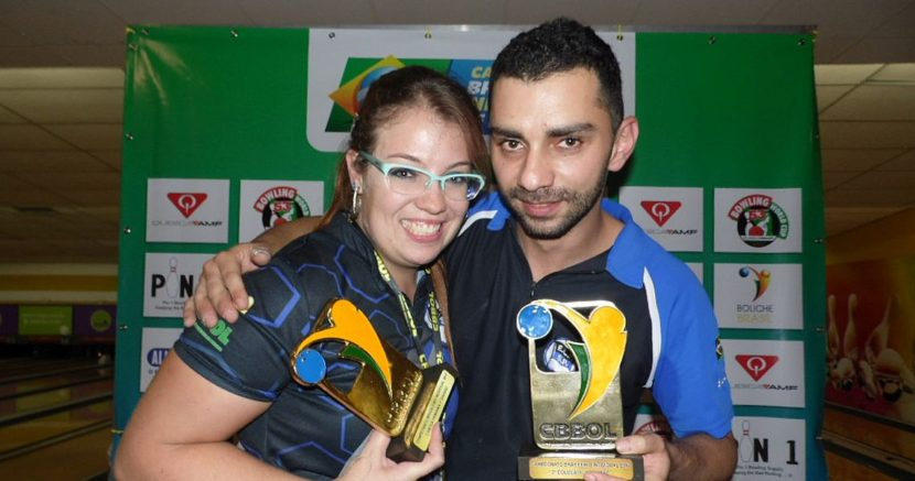 Martins, Zoghaib win 26th QubicaAMF Bowling Brazil Cup