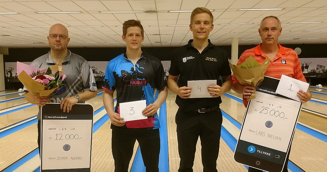Lars Nielsen wins his first EBT title in Odense International