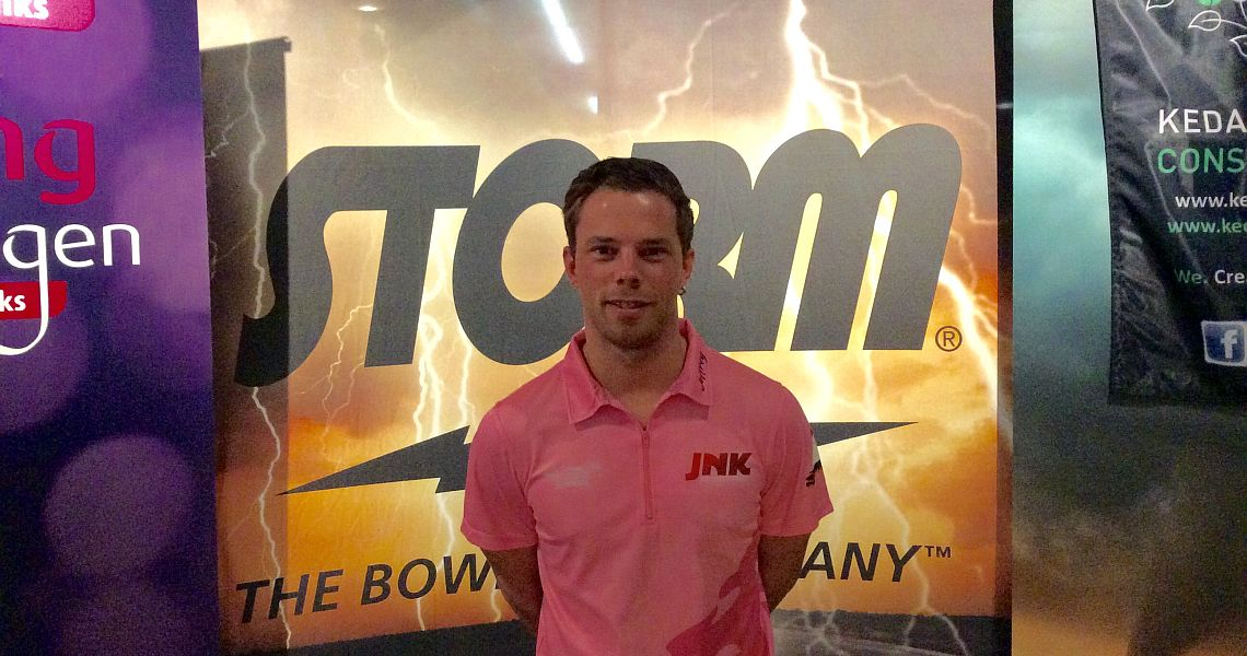Dutch bowlers add their names to the leaderboard in Scheveningen
