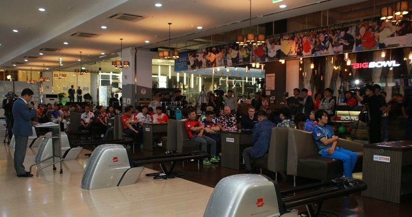 Japanese bowlers take the lead in Squads C and D at Samho Korea Cup