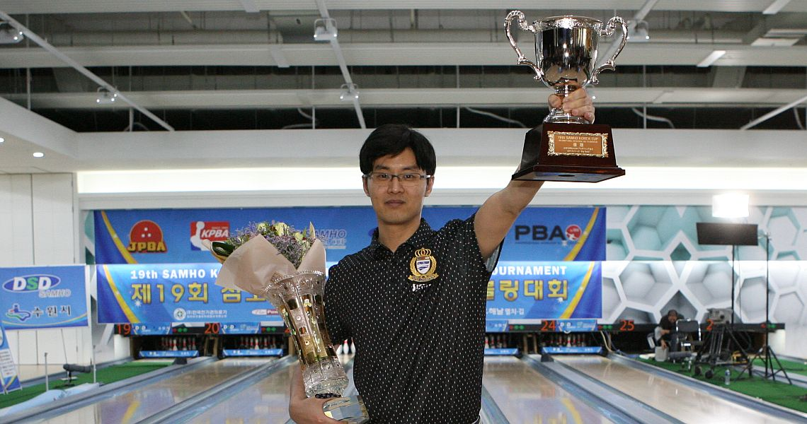 Korea's Yu Jaeho claims September IBMA Bowler of the Month