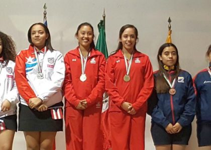 Mexican youth bowlers wins three gold medals in Doubles