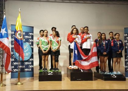 Champions determined in Team, All-Events at PABCON Youth