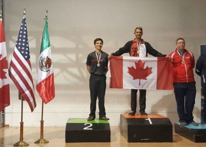 Canada, Guatemala, Mexico and Puerto Rico win Masters gold medals