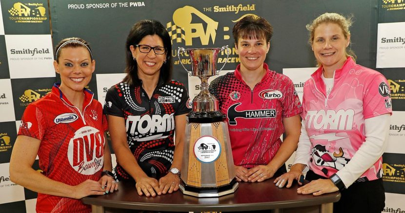 Semifinalists set at 2017 Smithfield PWBA Tour Championship