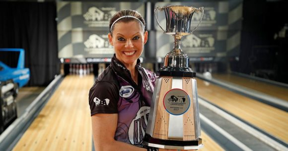 Shannon O'Keefe wins 2017 Smithfield PWBA Tour Championship
