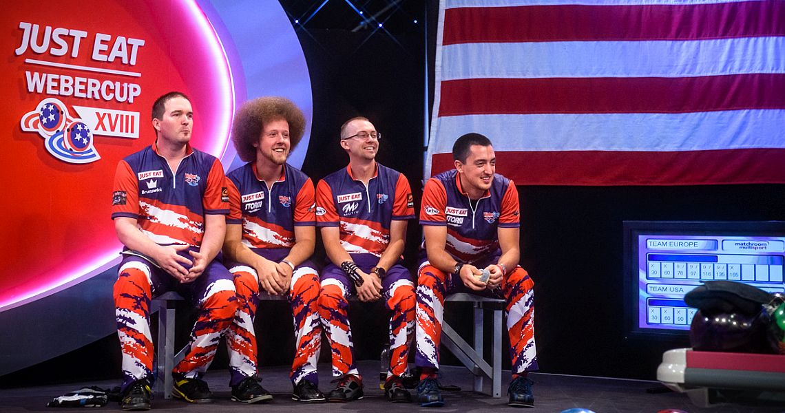 USA edge tight opening session at Weber Cup XVIII