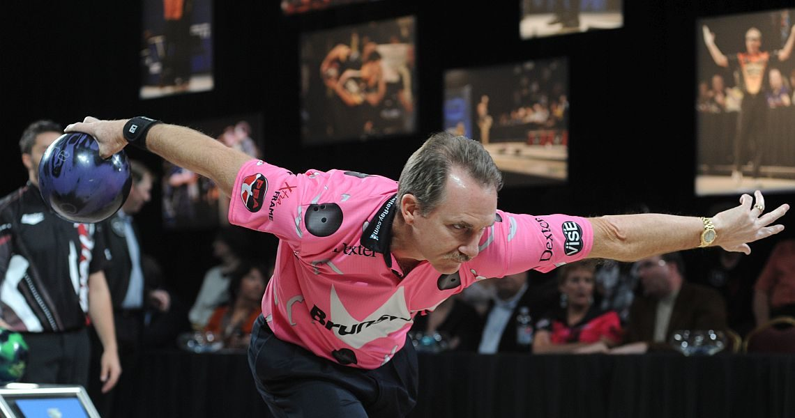 Walter Ray Williams Jr. is top qualifier in PBA50 Lucas Magazine Classic