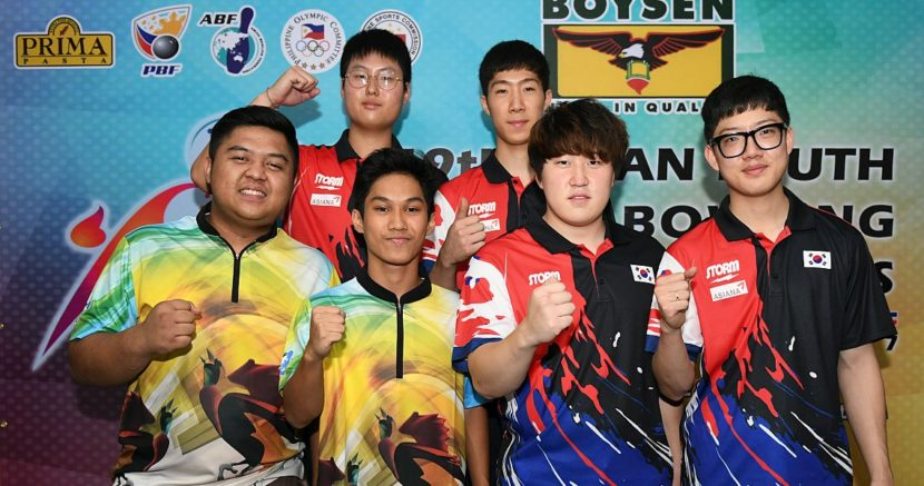 Korea sweeps gold medals in Doubles at Asian Youth Championships