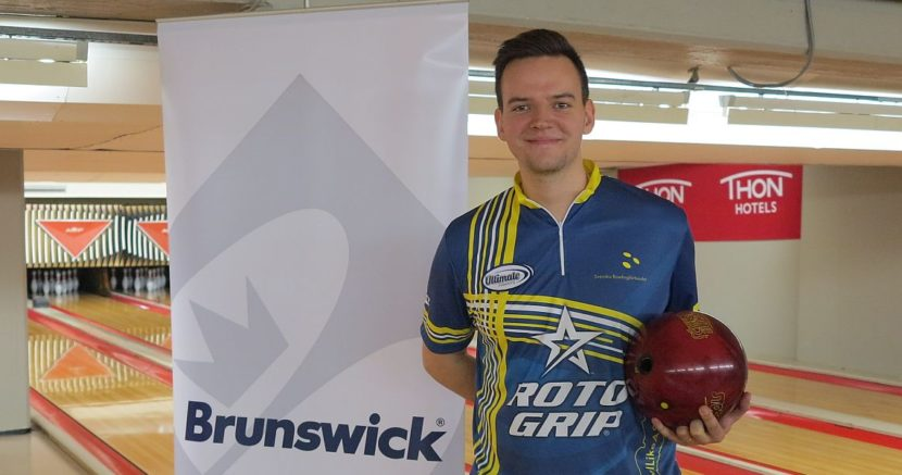 Daniel Fransson plays in his own league in Squad 19 at Norwegian Open