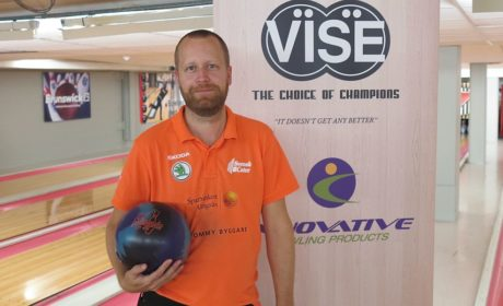 Raymond Jansson wins qualifying at Norwegian Open 2017 by Brunswick