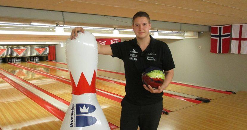 Lars-Christian Nygård cracks top 8 at Norwegian Open 2017