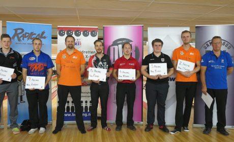 2017 European Bowling Tour Schedule & Champions
