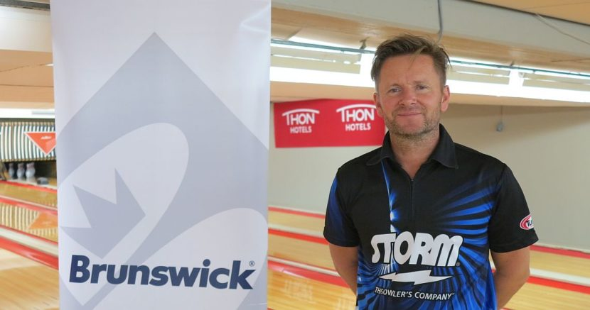 Tore Torgersen shoots into third place at Norwegian Open by Brunswick