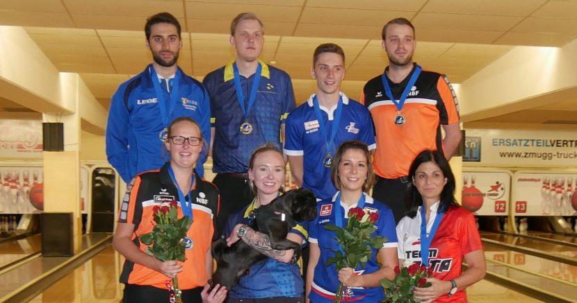Sweden's Filippa Persson, Mattias Wetterberg emerge as ECC champions