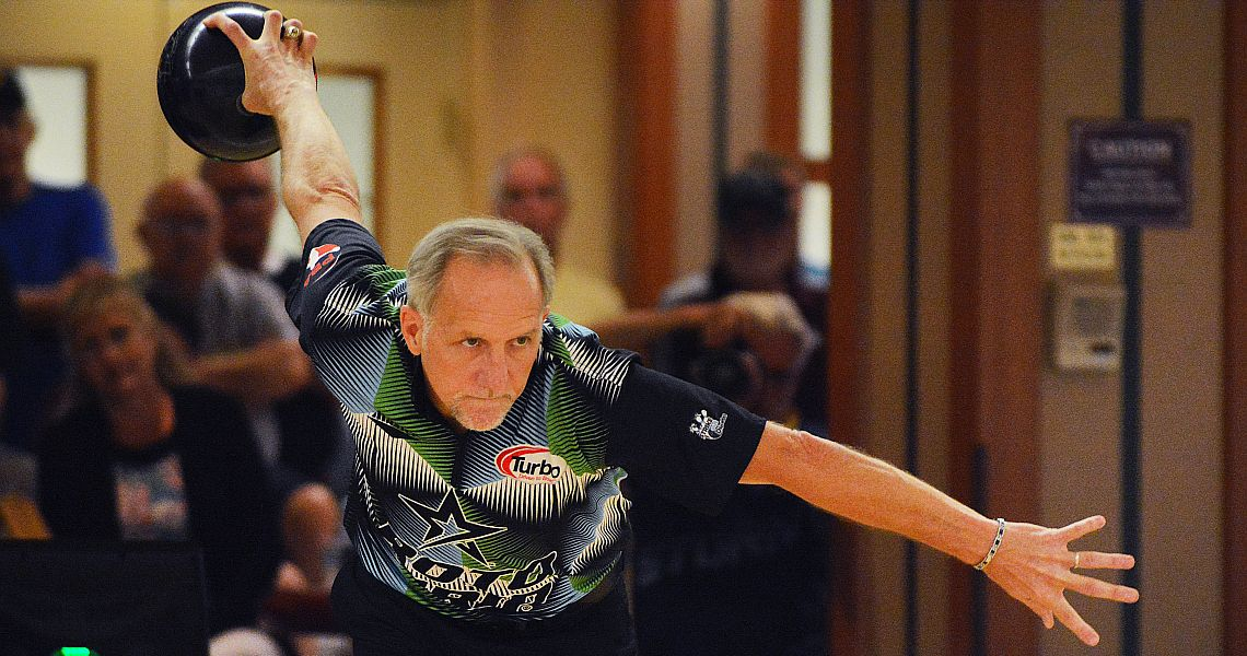 Ron Mohr bowls second perfect game on way to top qualifier honors in Anderson