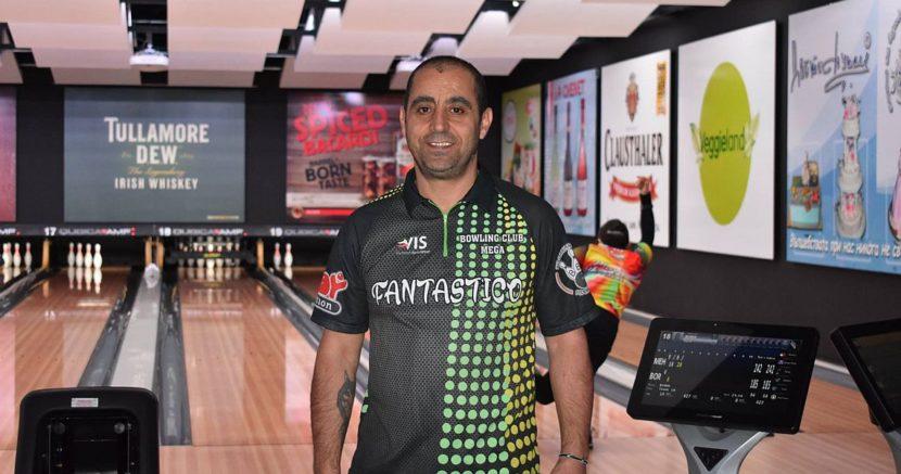 Turkey's Mehmet Kaya takes early lead in Sofia International Open