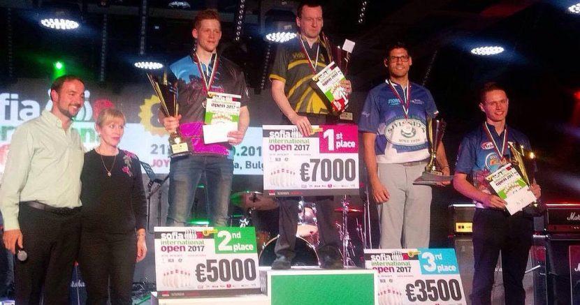 Moor beats Hansen to win 8th Sofia International Open 2017