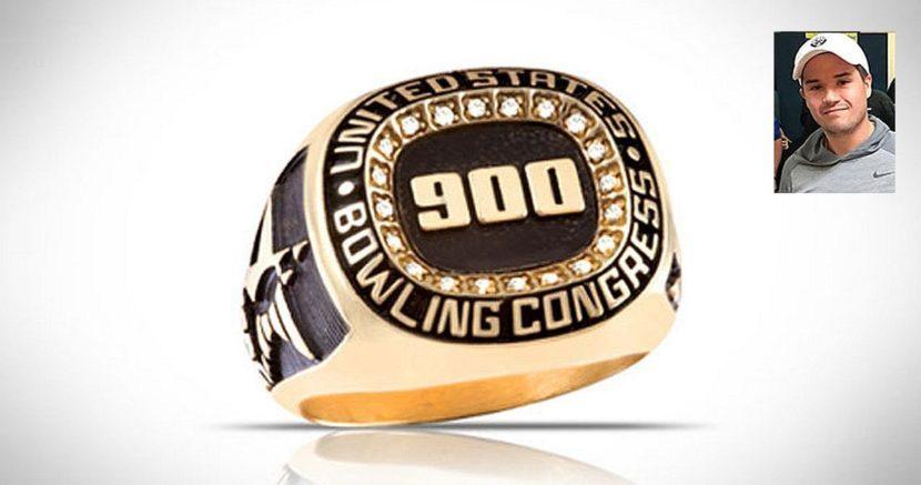Joe Novara records first 900 series of the 2017-2018 season
