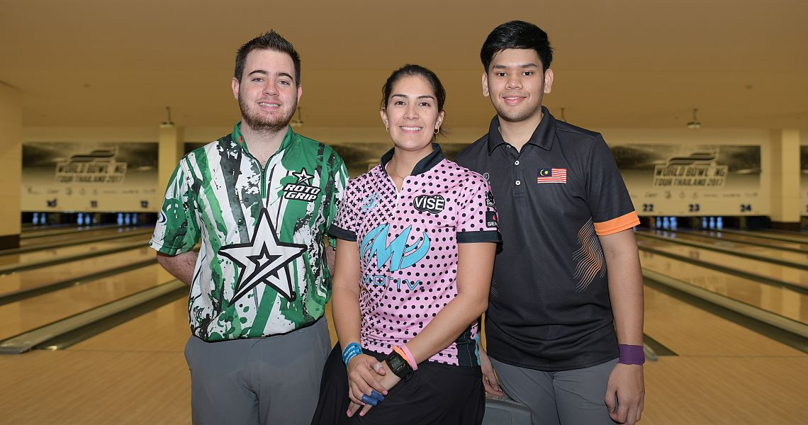 Colombia's Maria Rodriguez leads Round 2 at WBT Thailand