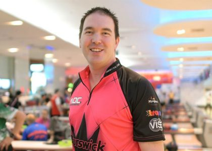 Sean Rash wins qualifying at WBT Thailand; leads 42 bowlers into finals