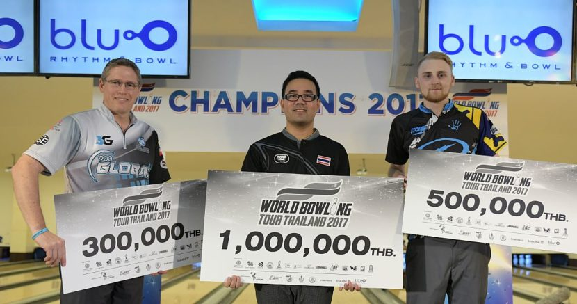 Yannaphon Larp-apharat wins WBT Thailand for his first PBA title