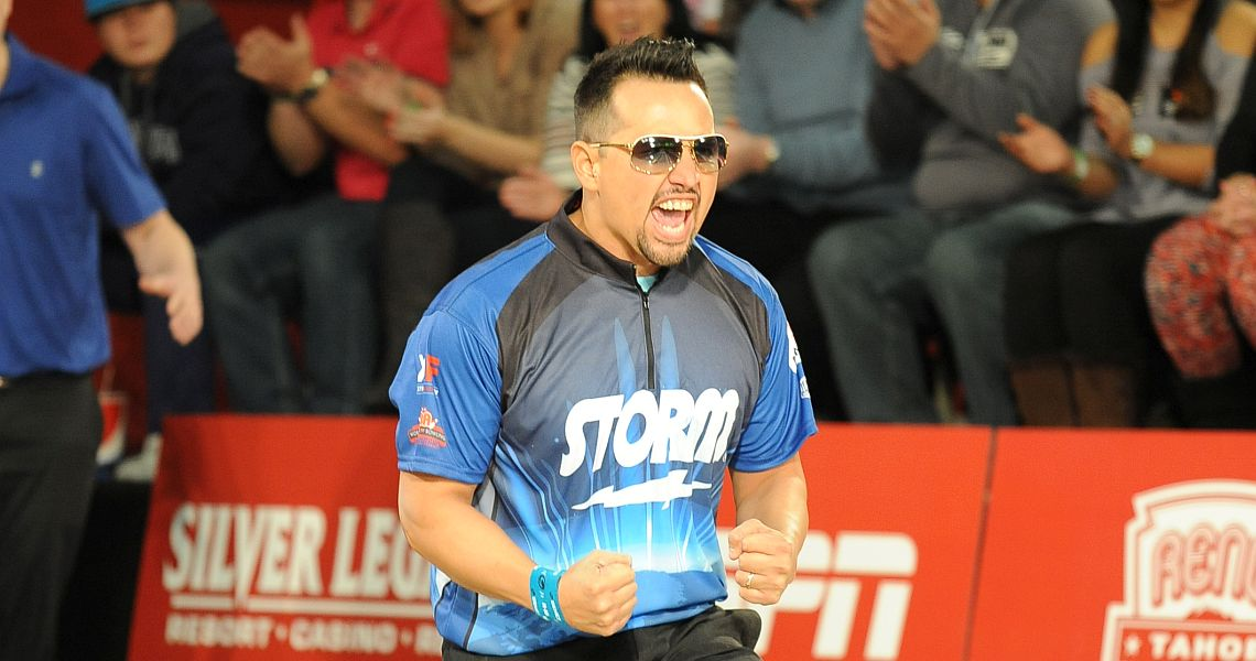 Mexico's Arturo Quintero leads PBA Scorpion Championship qualifying